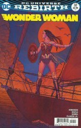 DC Comics's Wonder Woman Issue # 32b