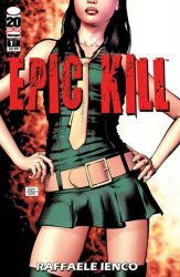 Image Comics's Epic Kill Issue # 1