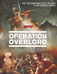 Rebellion's Operation Overlord TPB # 1