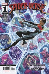 Marvel Comics's Spider-Verse Issue # 1 - 2nd print