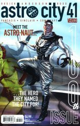 Vertigo's Astro City Issue # 41