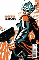 Marvel's The Mighty Thor Issue # 4c