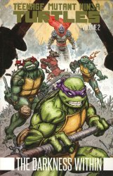 IDW Publishing's Teenage Mutant Ninja Turtles TPB # 2b
