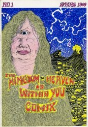 Print Mint's Kingdom Of Heaven Is Within You Comix Issue # 1