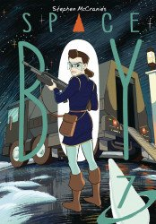 Dark Horse Comics's Stephen McCranie's Space Boy TPB # 7