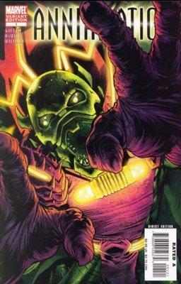 marvel comics annihilation