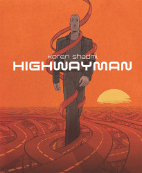 IDW Publishing's Highwayman TPB # 1