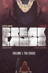 Dark Horse Comics's Breaklands TPB # 1