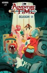 KaBOOM!'s Adventure Time Season 11 Issue # 3