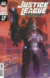 DC Comics's Justice League: Odyssey Issue # 17