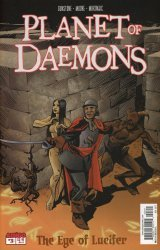 Amigo Comics's Planet Of Daemons Issue # 3