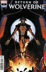 Marvel Comics's Return of Wolverine Issue # 1m