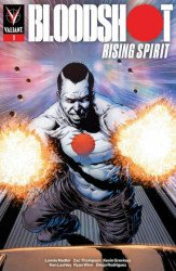 Valiant Entertainment's Bloodshot: Rising Spirit Issue # 1hdcc