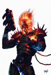Marvel Comics's Cosmic Ghost Rider Issue # 1sdcc-b