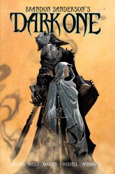 Vault Comics's Brandon Sanderson's: Dark One Hard Cover # 1
