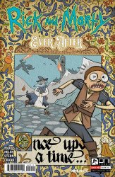Oni Press's Rick And Morty: Ever After Issue # 2