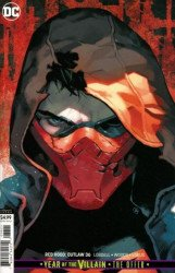 DC Comics's Red Hood and the Outlaws Issue # 36b