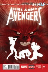 Marvel's Uncanny Avengers Issue # 25