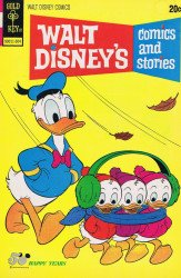 Gold Key's Walt Disney's Comics and Stories Issue # 391b