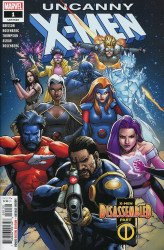 Marvel Comics's Uncanny X-Men Issue # 1walmart