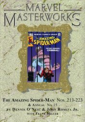 Marvel Comics's Marvel Masterworks: Amazing Spider-Man Hard Cover # 21b