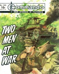 D.C. Thomson & Co.'s Commando: War Stories in Pictures Issue # 1305