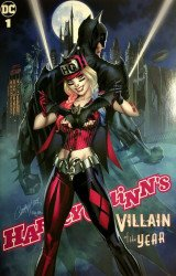 DC Comics's Harley Quinn's Villain of the Year Issue # 1jsc-c