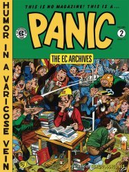 Dark Horse Comics's EC Archives: Panic Hard Cover # 2