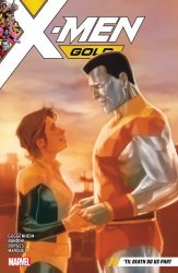 Marvel Comics's X-Men: Gold TPB # 6