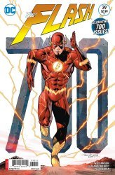 DC Comics's The Flash Issue # 39b