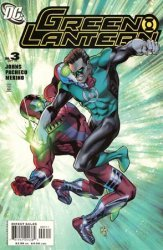 DC Comics's Green Lantern Issue # 3