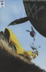 IDW Publishing's The Maxx: Maxximized Issue # 35sub