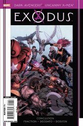 Marvel Comics's Dark Avengers / Uncanny X-Men: Exodus Issue # 1