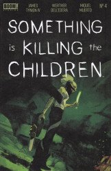BOOM! Studios's Something is Killing the Children Issue # 4 - 2nd print