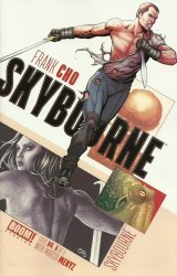 BOOM! Studios's Skybourne Issue # 5
