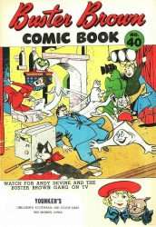 Buster Brown Shoes's Buster Brown Comics Issue # 40younkers