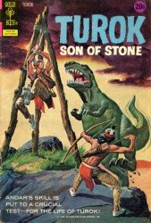 Gold Key's Turok, Son of Stone Issue # 80b
