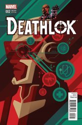 Marvel's Deathlok Issue # 2b