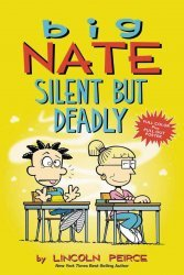 Andrews McMeel Publishing's Big Nate: Silent But Deadly TPB # 1