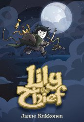 First Second Books's Lily The Thief Hard Cover # 1