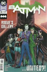 DC Comics's Batman Issue # 89
