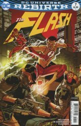 DC Comics's The Flash Issue # 7b