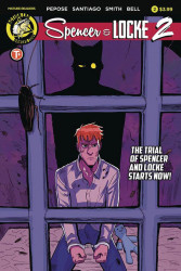 Action Lab Entertainment's Spencer & Locke Issue # 2