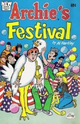 New Barbour Christian Comics's Archie's Festival Issue # 1c