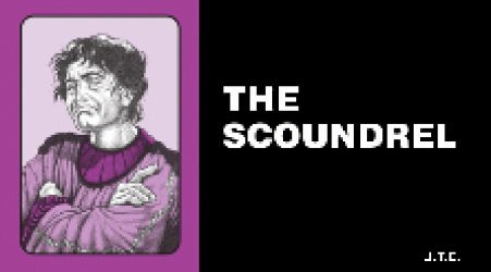 Chick Publications's The Scoundrel Issue nn