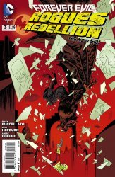 DC Comics's Forever Evil: Rogues Rebellion Issue # 3