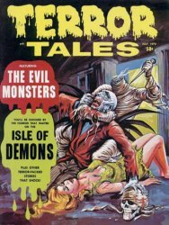 Eerie Publications's Terror Tales Issue # 4