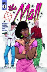 Scout Comics's The Mall Issue # 2