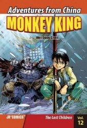 JR Comics's Adventures from China: Monkey King Issue # 12