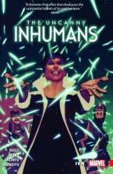 Marvel Comics's The Uncanny Inhumans TPB # 4